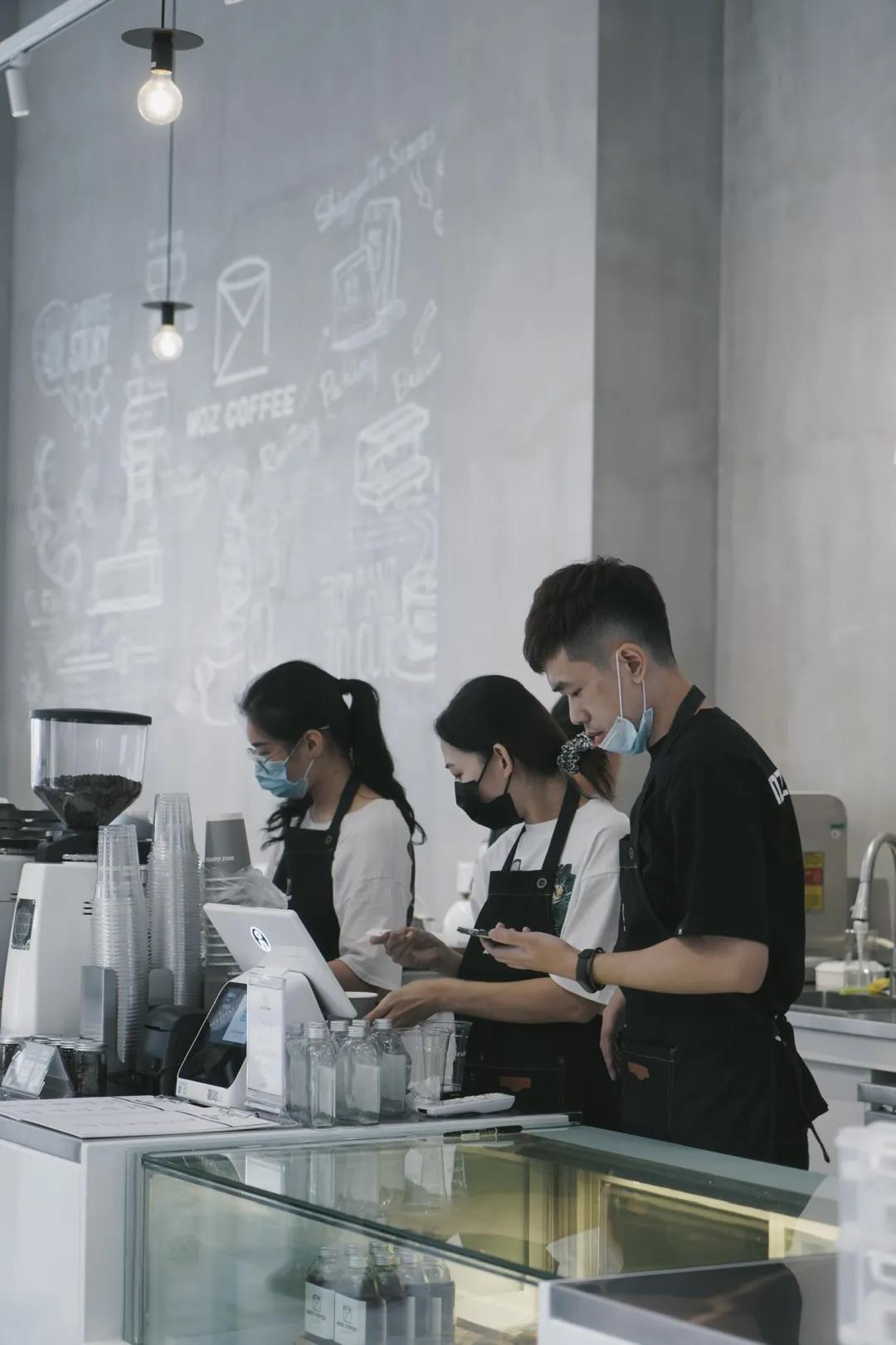 咖啡培训课程